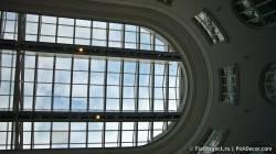 Потолки и декор в здании Главного штаба  — фото 4