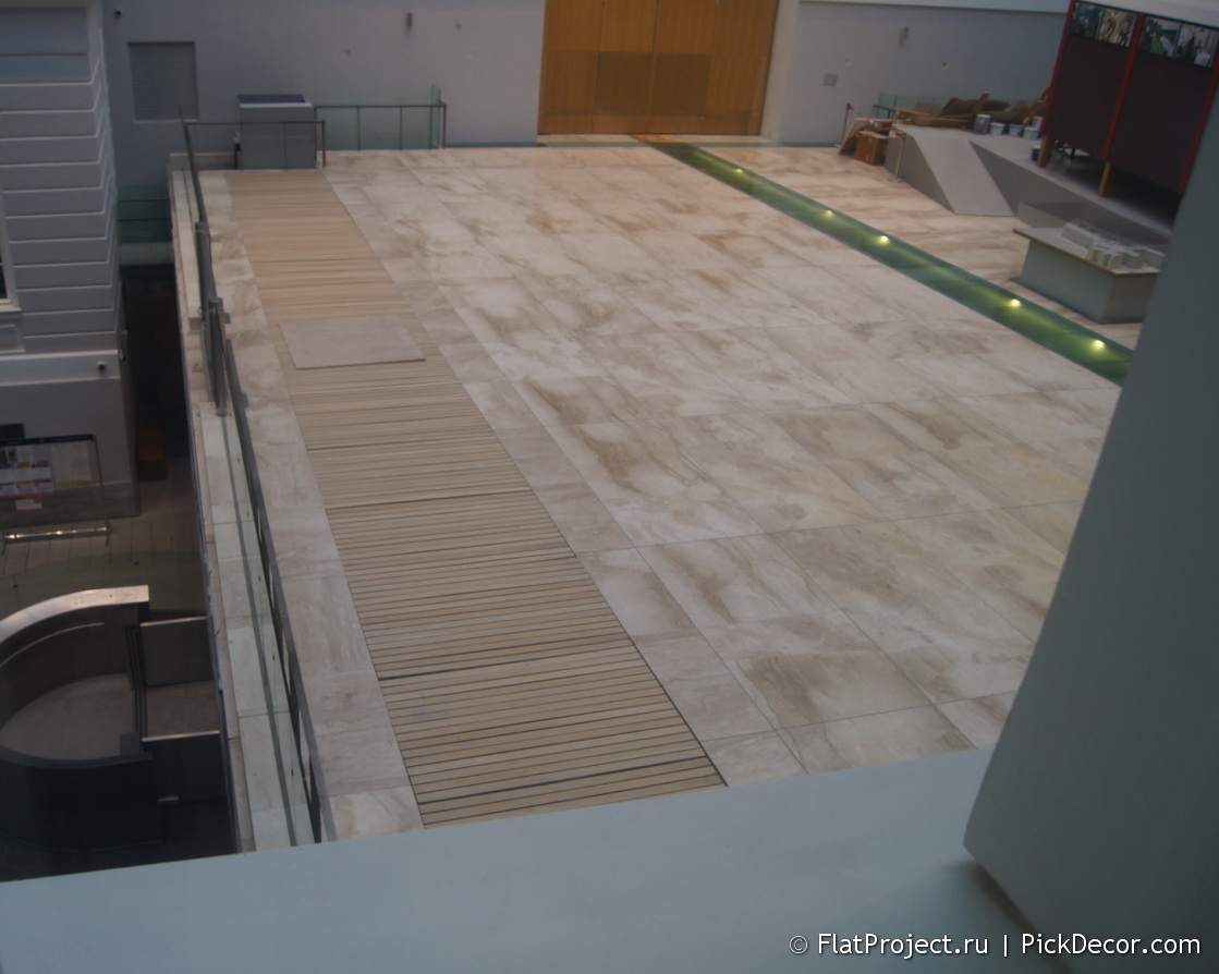 The General Staff building marble floor – photo 9