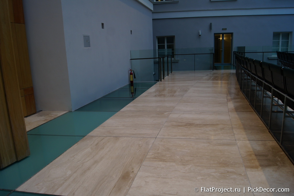 The General Staff building marble floor – photo 12
