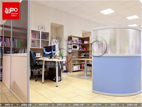 Офисные перегородки Sistema