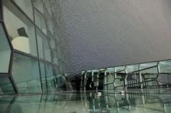 Потолок в конгресс-центре и концертном зале Харпа — фото 6