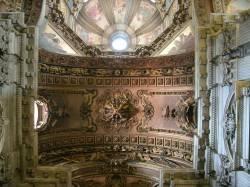 Потолок в Церкови Канделария в Рио-де-Жанейро — 2