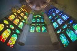 Потолок храма Святого Семейства в Барселоне — фото 18