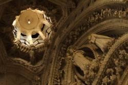 Потолок храма Святого Семейства в Барселоне — фото 23