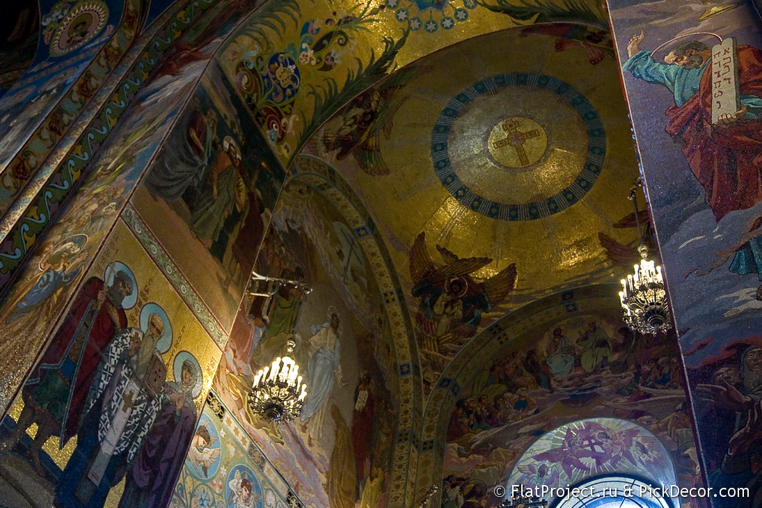 The Church of the Savior on Blood interiors – photo 67