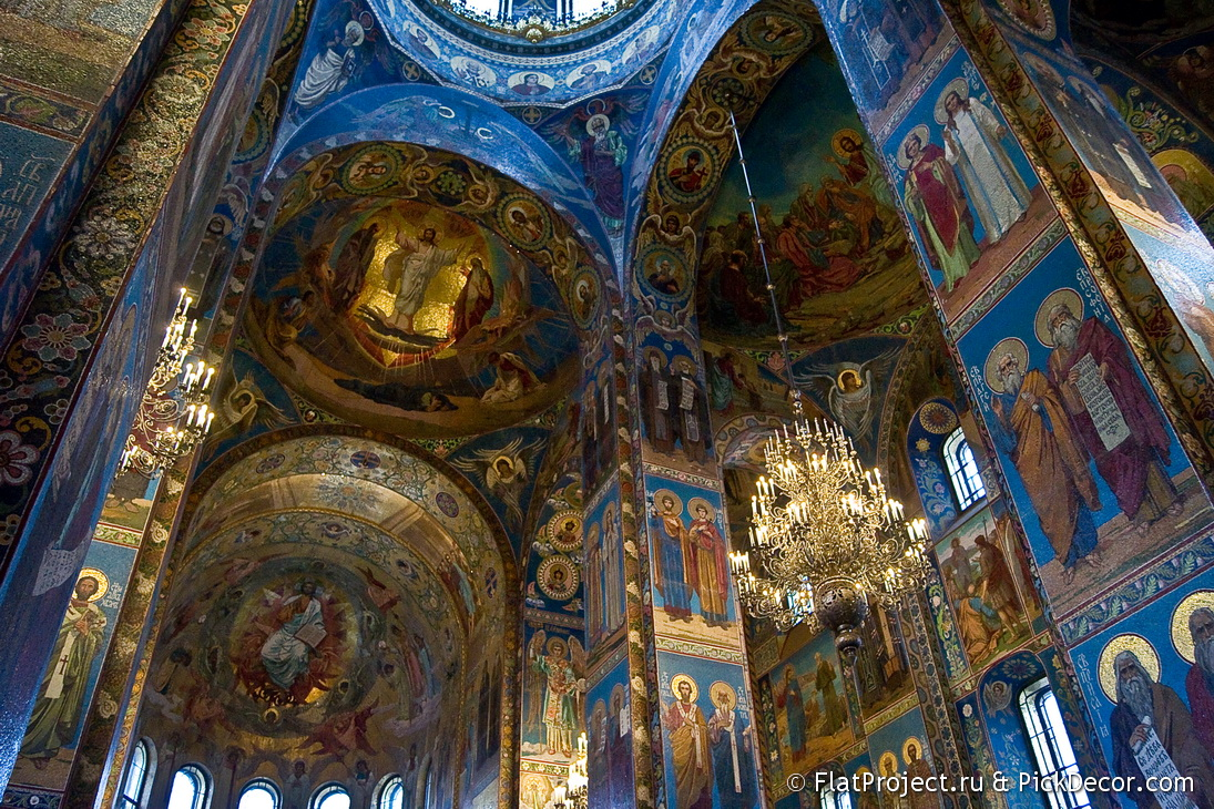 The Church of the Savior on Blood interiors – photo 116