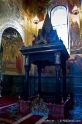 Потолки и декор храма Спас на Крови — фото 15