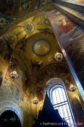 Потолки и декор храма Спас на Крови — фото 77