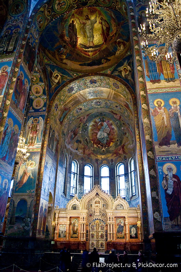 The Church of the Savior on Blood interiors – photo 47