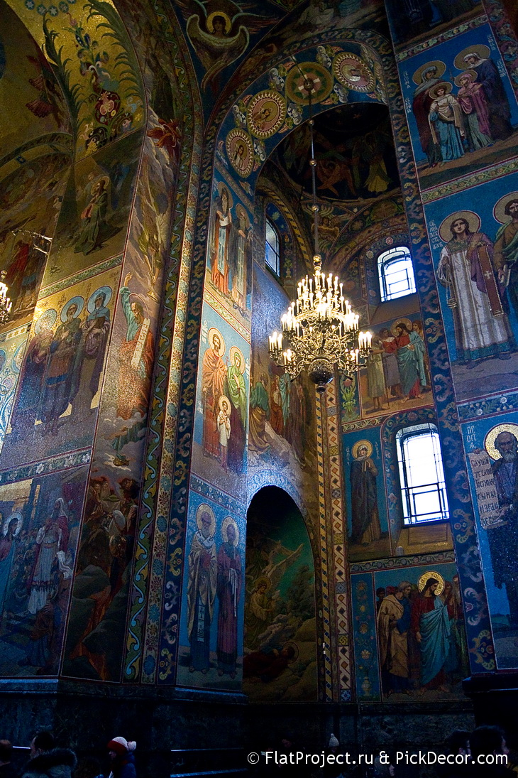 The Church of the Savior on Blood interiors – photo 80