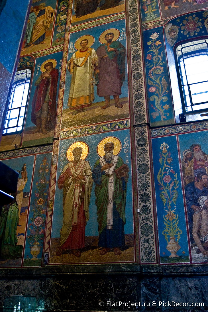 The Church of the Savior on Blood interiors – photo 53