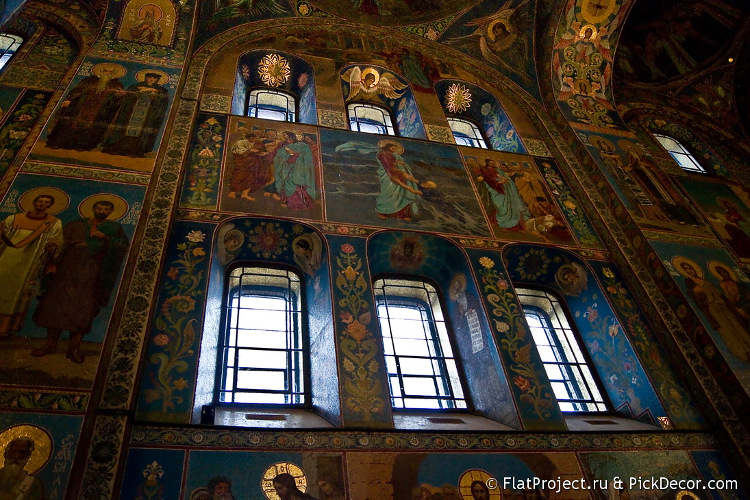 The Church of the Savior on Blood interiors – photo 99