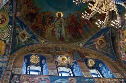 Потолки и декор храма Спас на Крови — фото 61