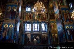 Потолки и декор храма Спас на Крови — фото 78