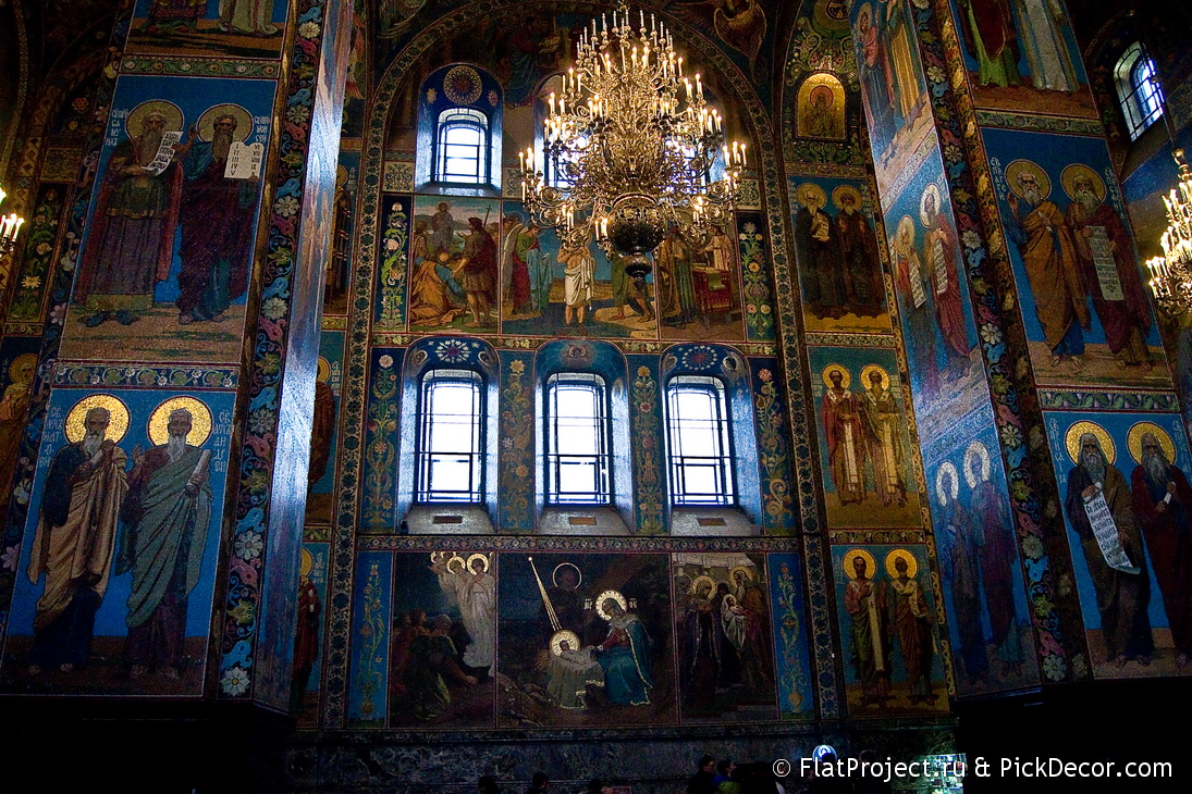 The Church of the Savior on Blood interiors – photo 42