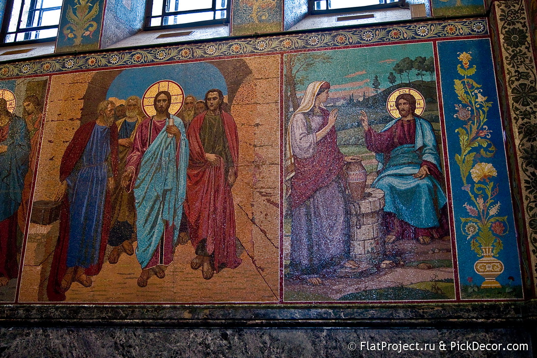 The Church of the Savior on Blood interiors – photo 48