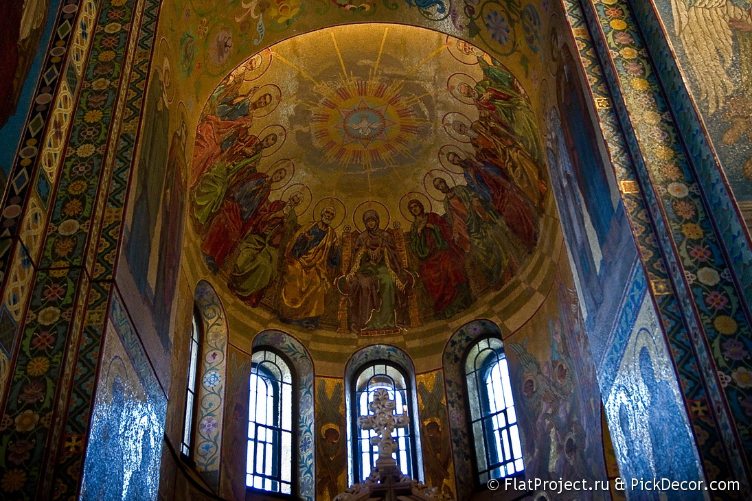 The Church of the Savior on Blood interiors – photo 79