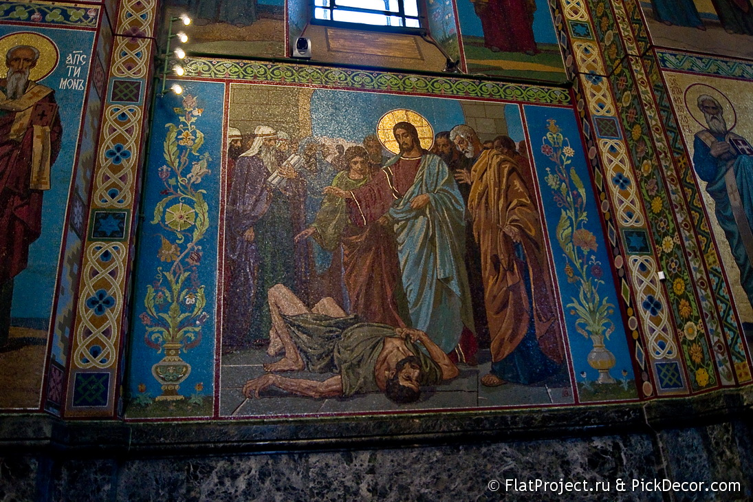The Church of the Savior on Blood interiors – photo 101