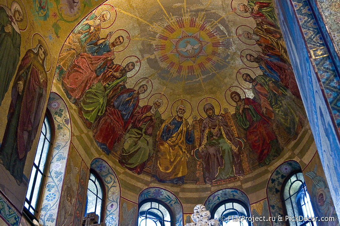 The Church of the Savior on Blood interiors – photo 64