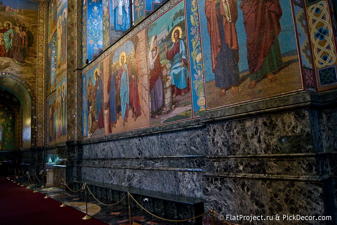 The Church of the Savior on Blood interiors – photo 115