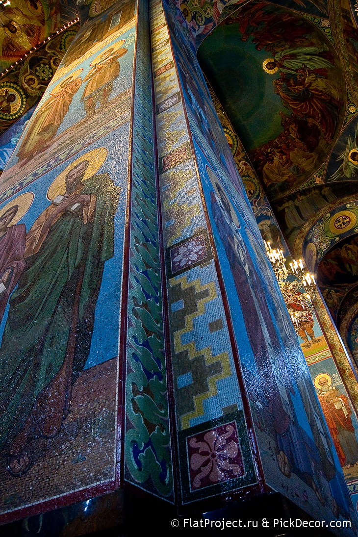 The Church of the Savior on Blood interiors – photo 69