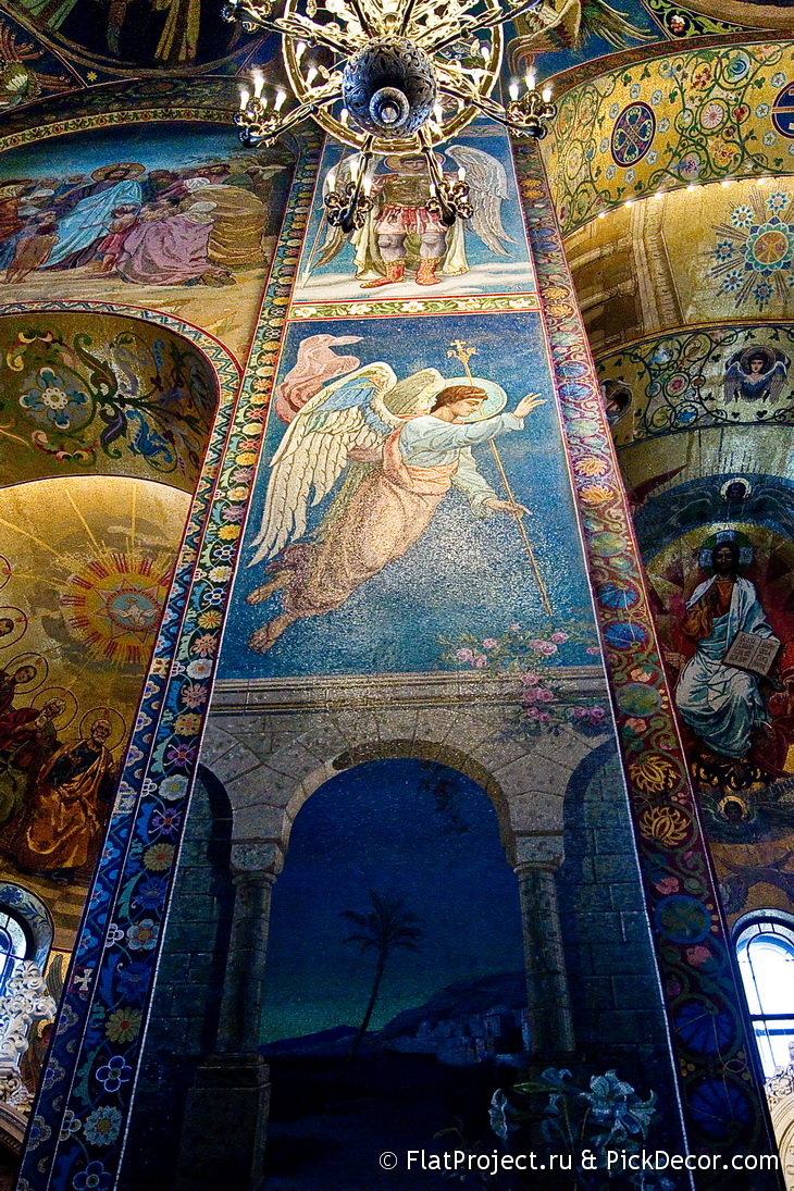 The Church of the Savior on Blood interiors – photo 65