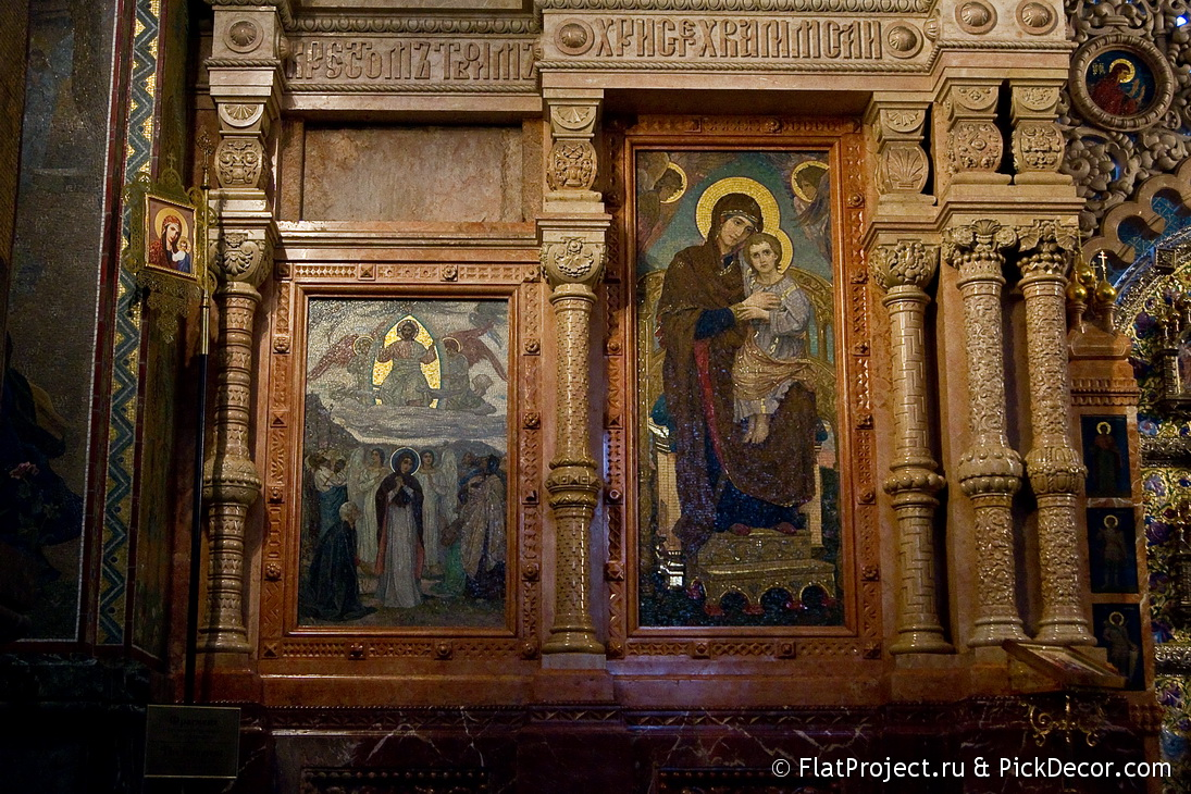 The Church of the Savior on Blood interiors – photo 114