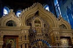 Потолки и декор храма Спас на Крови — фото 58