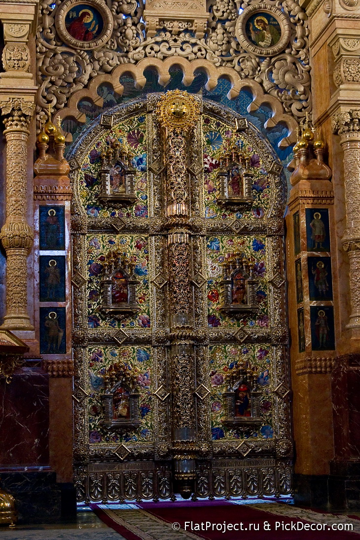 The Church of the Savior on Blood interiors – photo 36