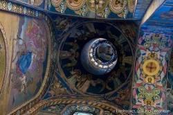 Потолки и декор храма Спас на Крови — фото 49