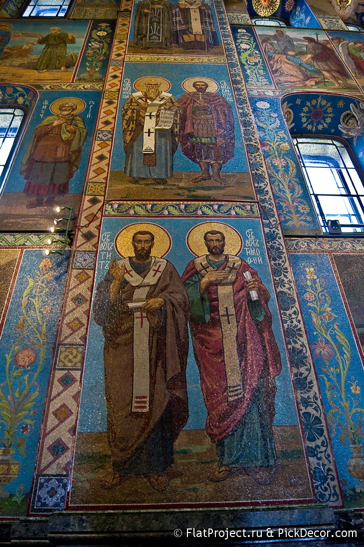 The Church of the Savior on Blood interiors – photo 85