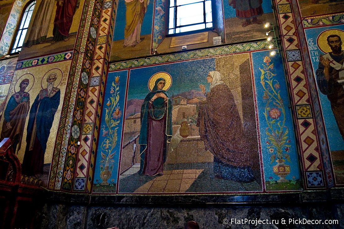 The Church of the Savior on Blood interiors – photo 78