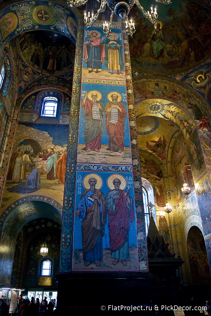 The Church of the Savior on Blood interiors – photo 44