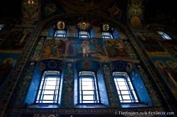 Потолки и декор храма Спас на Крови — фото 7
