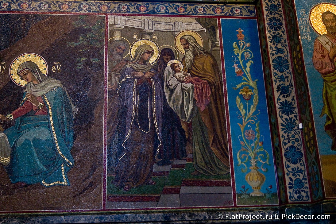The Church of the Savior on Blood interiors – photo 76