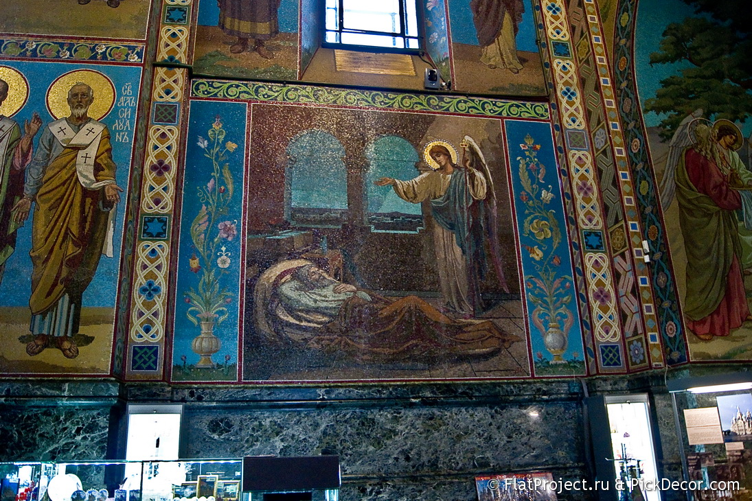 The Church of the Savior on Blood interiors – photo 60