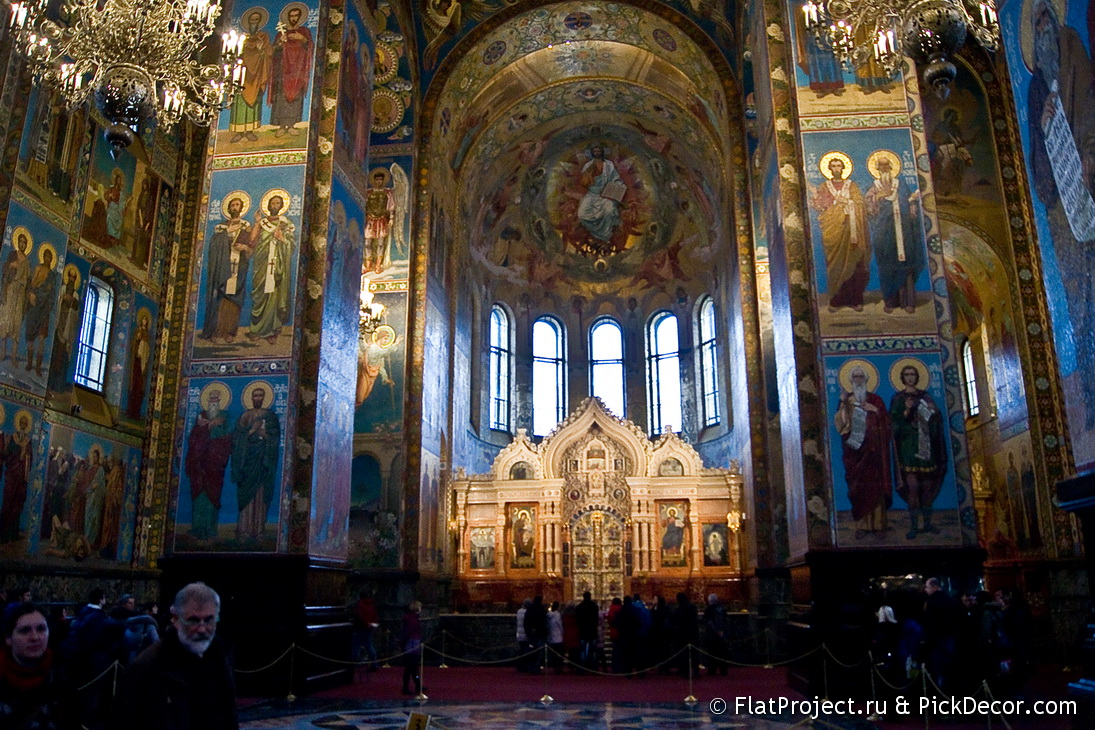 The Church of the Savior on Blood interiors – photo 58