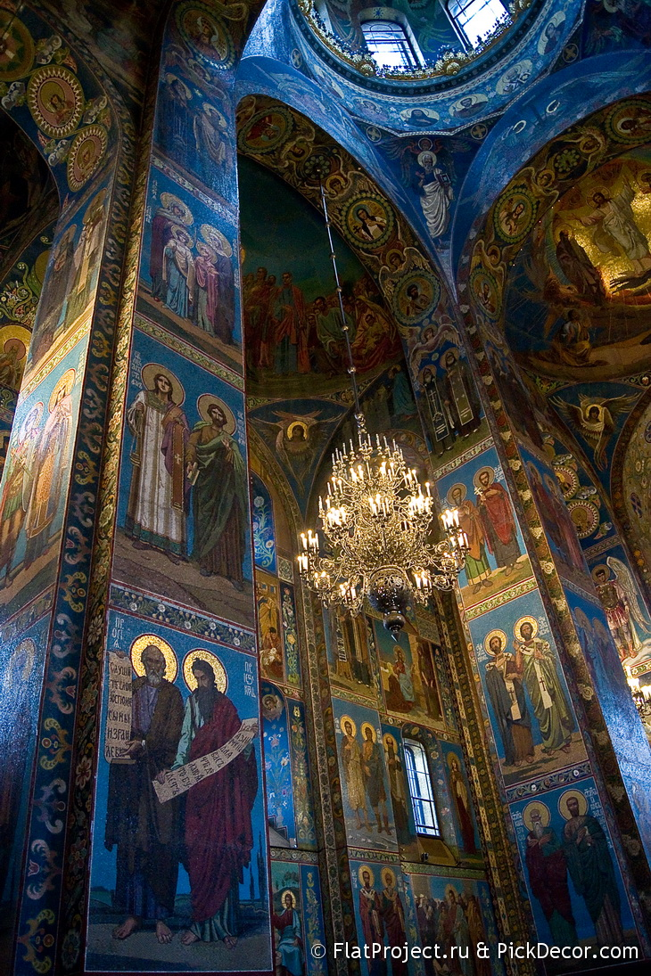 The Church of the Savior on Blood interiors – photo 54