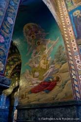 Потолки и декор храма Спас на Крови — фото 24