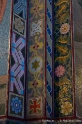 Мозаика в храме Спас на Крови — фото 16
