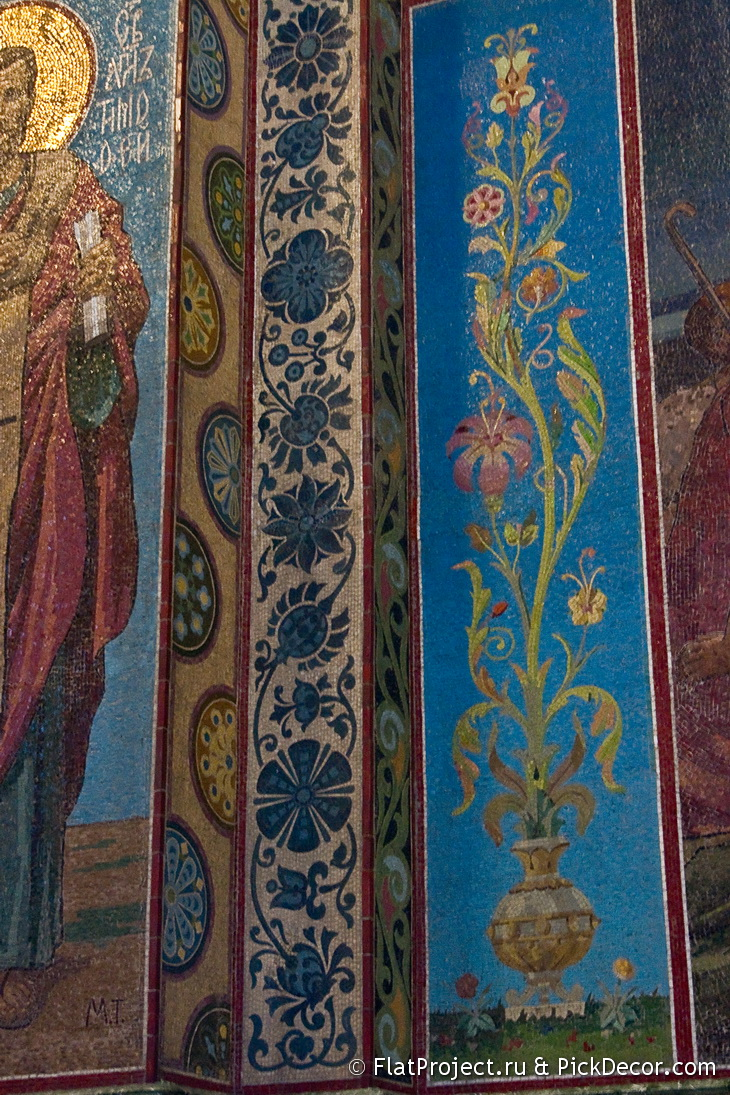 The Church of the Savior on Blood interiors – photo 29