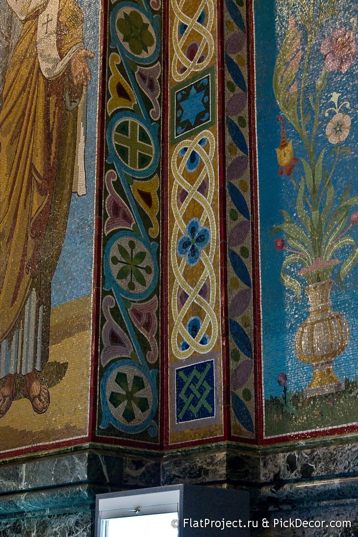 The Church of the Savior on Blood interiors – photo 21