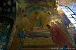 Потолки и декор храма Спас на Крови — фото 34