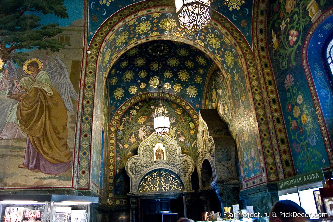 The Church of the Savior on Blood interiors – photo 66