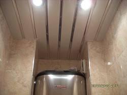 Подвесной реечный потолок от компании «Обнова»