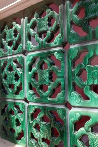 Тхиан Хок Кенг - решетка