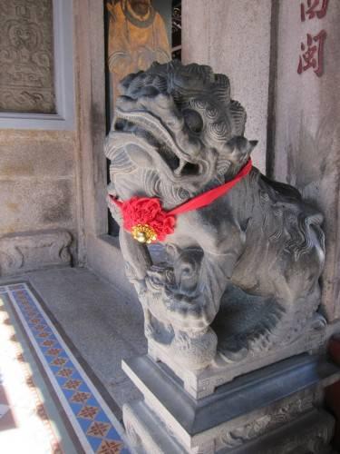 Тхиан Хок Кенг - Скульптура