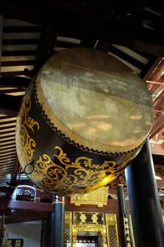 Тхиан Хок Кенг - барабан