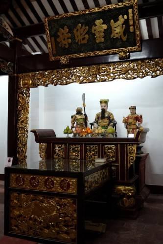 Тхиан Хок Кенг - алтарь
