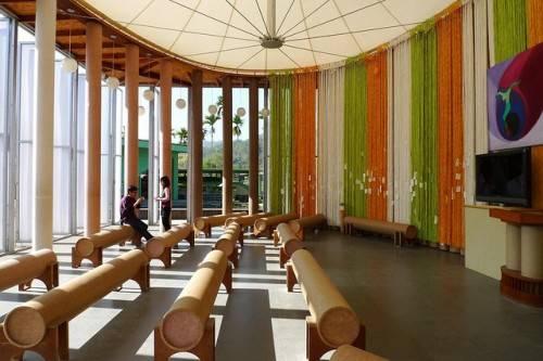 Paper Dome. Фотография Jaque Tseng.